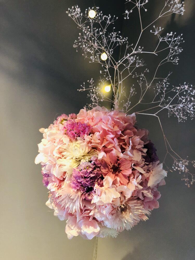 春らしさを感じる、素敵なお花