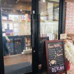 DIY cafe 入口