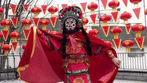 神戸北野春節祭2021